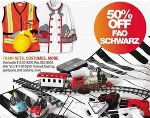 Fao Schwarz Products