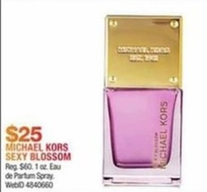 Michael Kors Sexy Blossom Fragrance