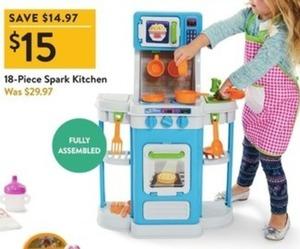 18-Piece Spark Kitchen