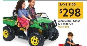 John Deere Gator 12V Ride-On