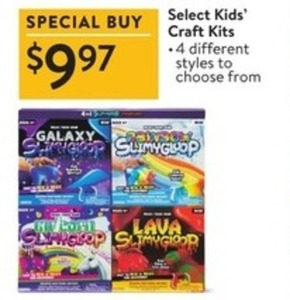 Select Kids' Craft Kits