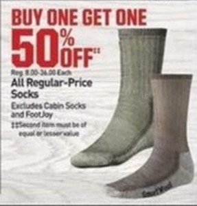 All Regular-Price Socks