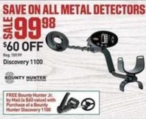 All Metal Detectors