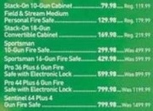 Select Gun Safes