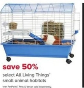 Select All Living Things Small Animal Habitats