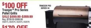 Traeger Pro Series Pellet Grills