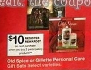 Old Spice or Gillette Personal Care Gift Sets (Must Buy 2+)