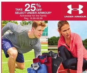 Select Under Armour