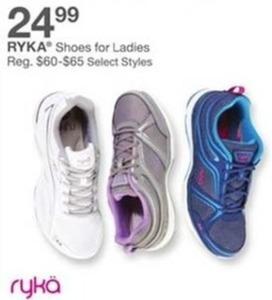 Ryka Ladies Shoes