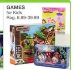 Select Games for Kids