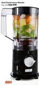 Dash Performance Blender
