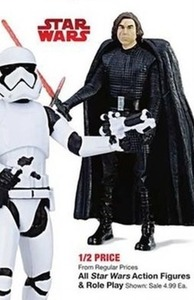All Star Wars Action Figures and Role Play