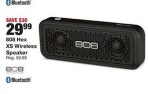 808 Hex XS Wireless Speaker