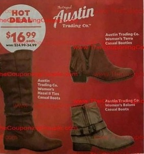 Austin Trading Co. Women's Balans Casual Boots