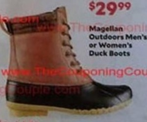 Men's Magellan Outdoor Duck Boots