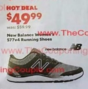 New Balance Women's 577v4 Running Shoes