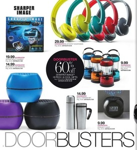 Sharper Image Hi-Tech and Cool Gifts