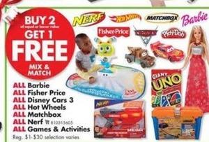 Mix & Match Kids Toys