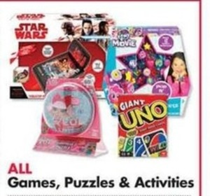 Games Puzzles And Activities