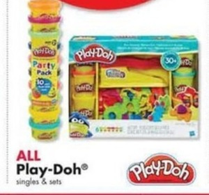 All Play-Doh
