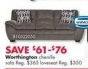 Worthington Chervil Sofa