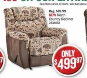 North Country Recliner