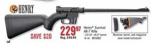 Henry Survival AR-7 Rifle