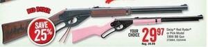 Daisy Red Ryder or Pink Model 1998 BB Gun
