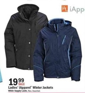 iApparel Women's Winter Jackets