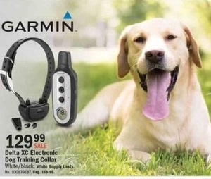 Delta XC Electronic Dog Training Collar