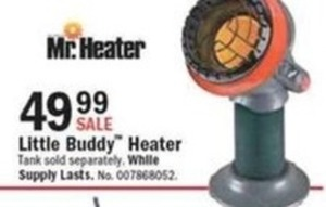 Little Buddy Heater