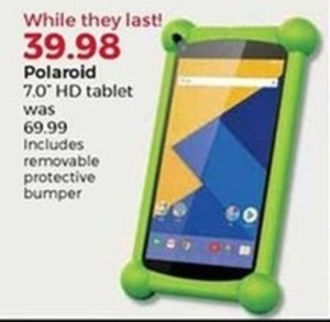 "Polaroid 7.0"" Tablet"