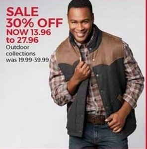 Men's Outdoor Collections