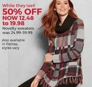 Women's Novelty Sweaters