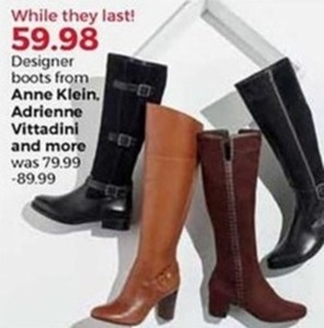 women's Adrienne Vittadini Boots