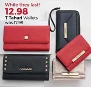 T Taheri Wallets