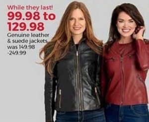 Women's Genuine Leather Jackets
