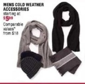 Mens Cold Weather Accessories