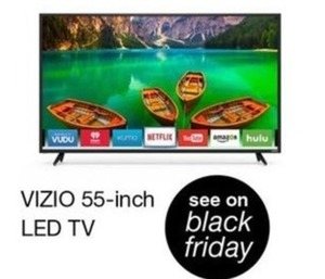 VIZIO 55-inch LED TV