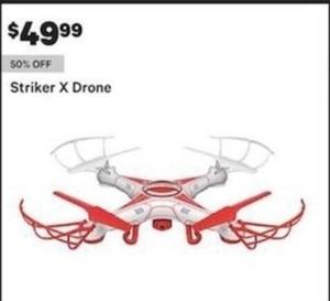 Striker X Drone