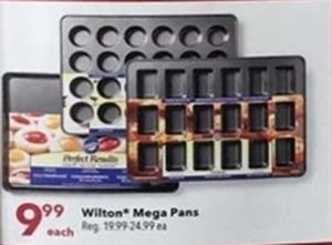Wilton Mega Pans