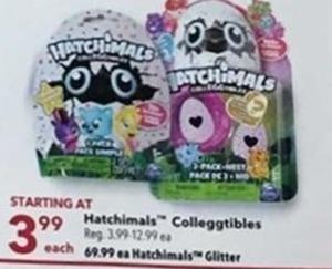 Hatchimal Colleggtibles