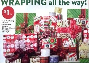 Select Wrapping Items