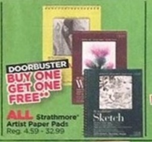 All Strathmore Artist Paper Pads