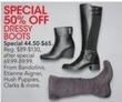 Macys Hush Puppies Women's Boots