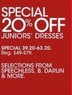Macys All Juniors' Dresses