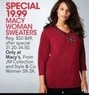 Macys JM Collection Women's Sweaters