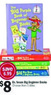 Meijer Dr. Seuss Big Beginner Books