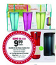 Meijer Autoseal Thermal Mug Set 2 Pack