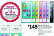 Meijer iPod Nano 16GB 7th Gen + $50 Meijer Coupon